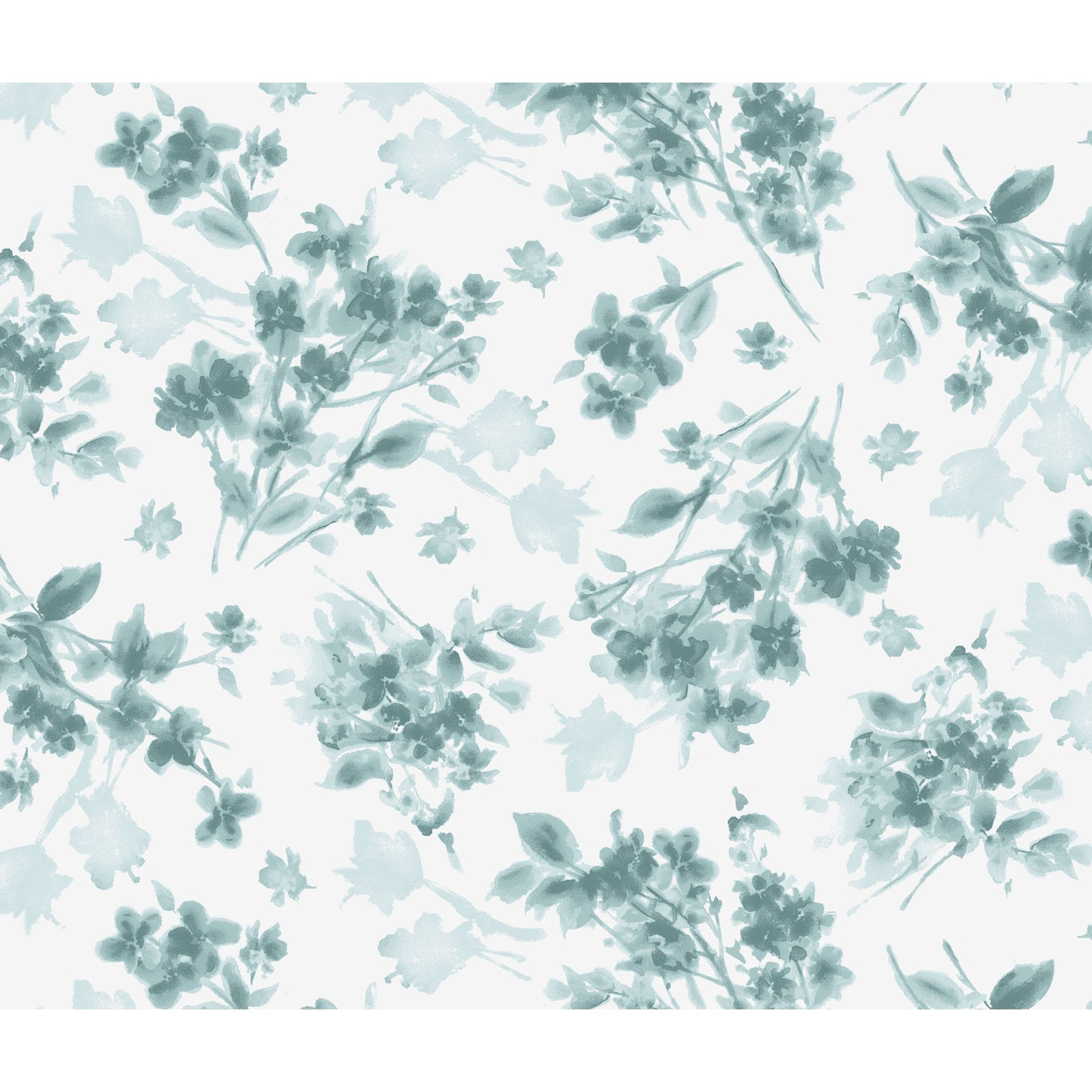 Watercolor Hydrangeas  MAS9338-B