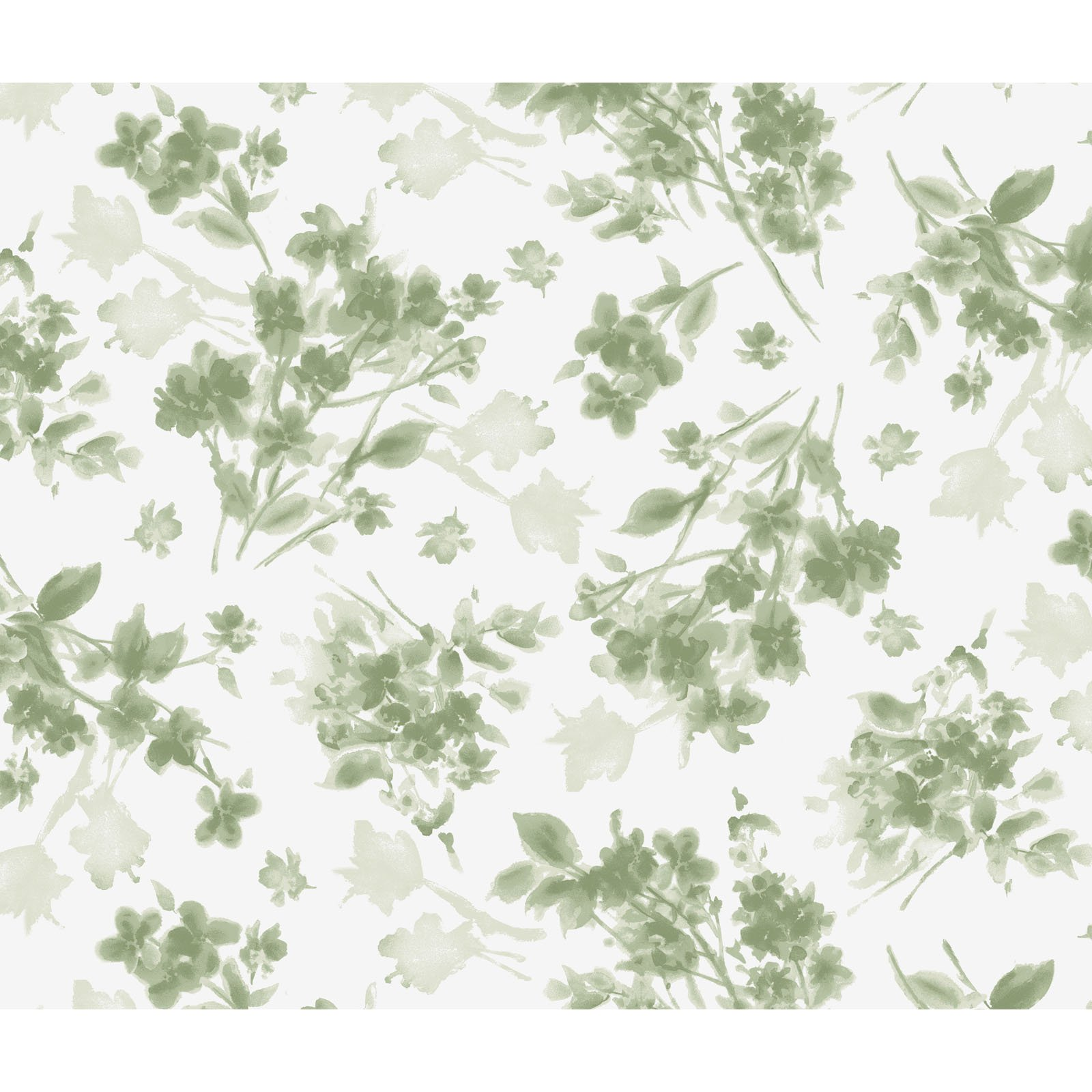 Watercolor Hydrangeas  MAS9338-G