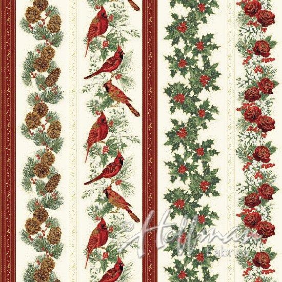 Cardinal Carols  Q7625-20G