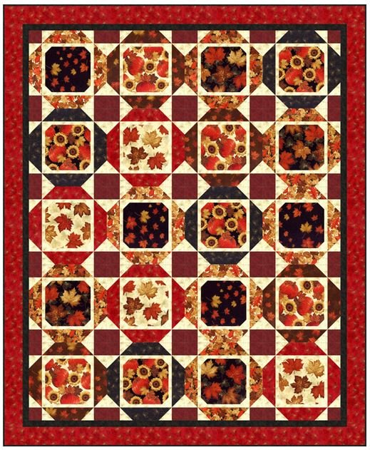 East Grove Quilt Kit