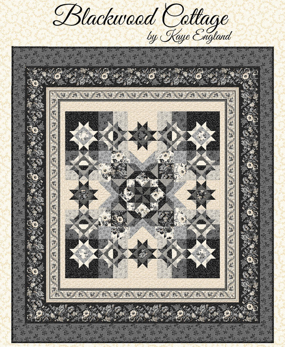 Blackwood Cottage Quilt Kit