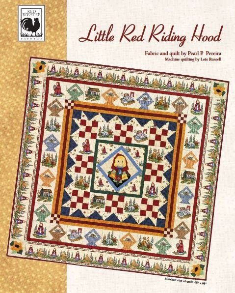 Little Red Riding Hood Quilt Kit