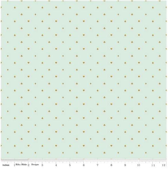 Wonderland II  SC5776-MINT