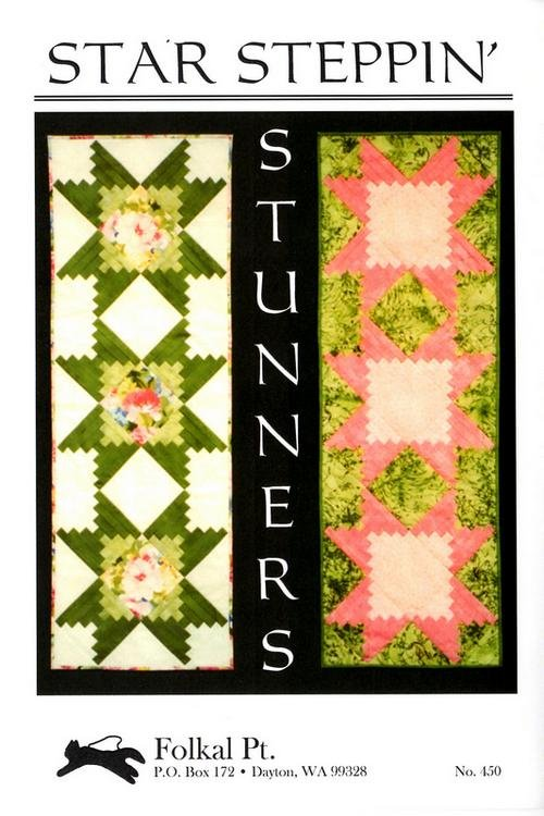 Star Steppin' Stunners pattern