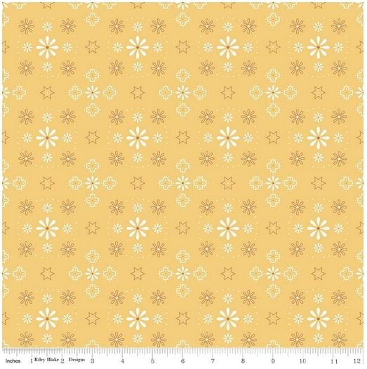 Bee Backings 108 Wide  WB6420-HNY