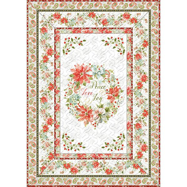 Magic of the Season Quilt/Wall Hanging Kit