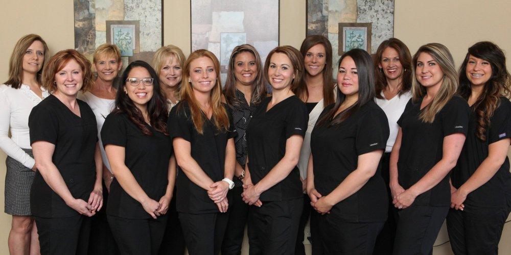Oak Ridge Dental Arts Charlotte Mt Island Staff