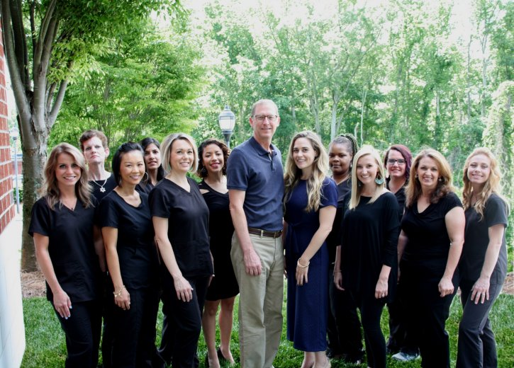 Oak Ridge Dental Arts Charlotte Staff