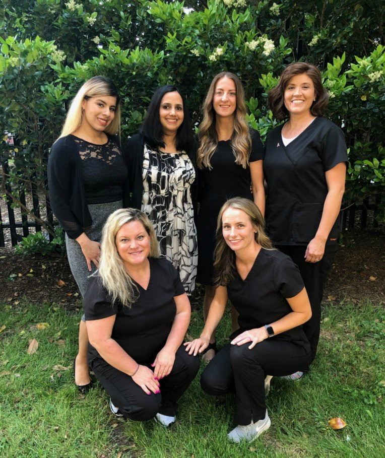 Oak Ridge Dental Arts Uptown Staff