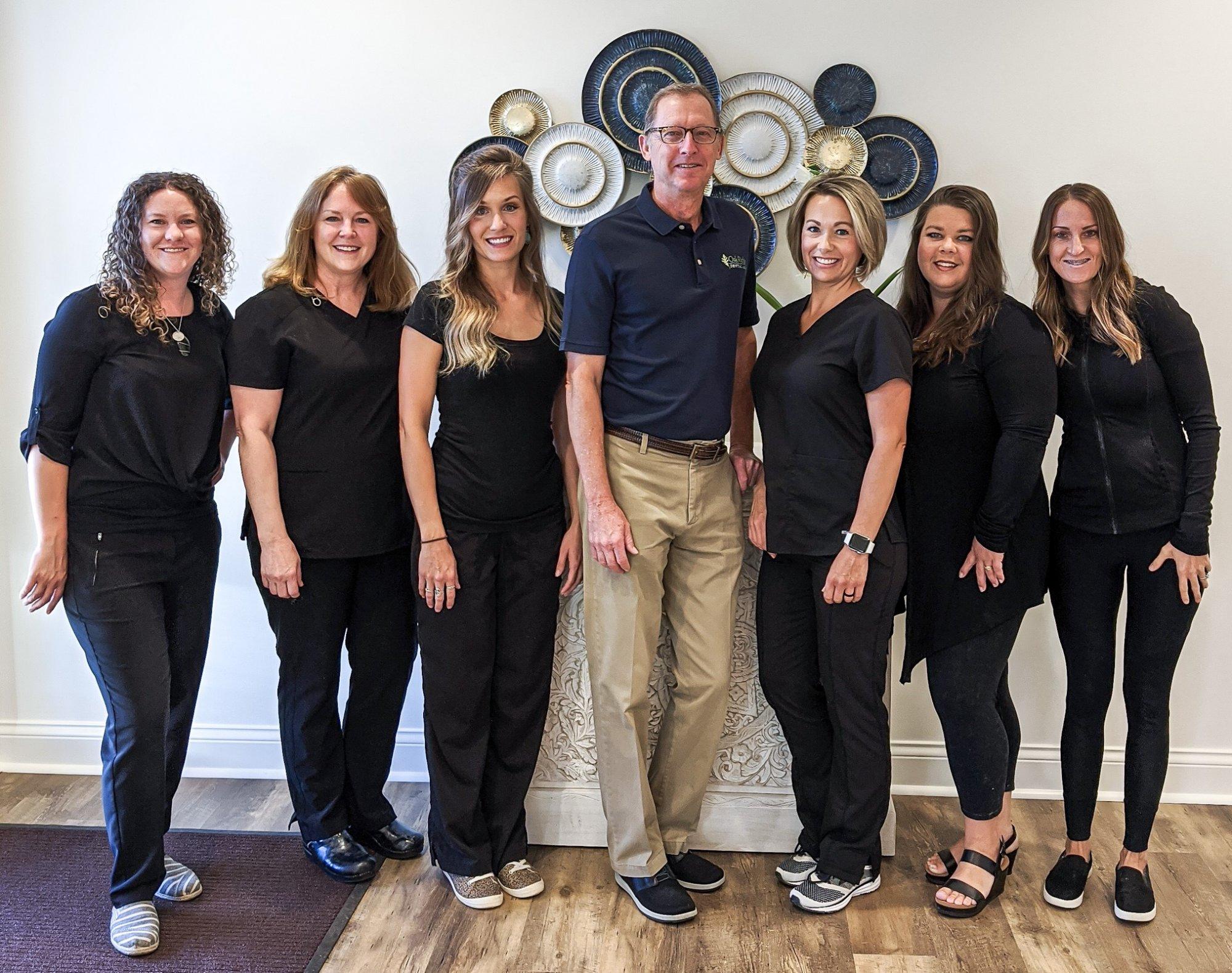 Oak Ridge Dental Arts Sherrills Ford Staff