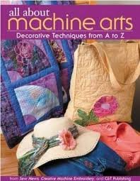 Book - All About Machine Arts (Used)