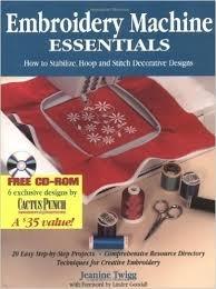 Book - Embroidery Machine Essentials