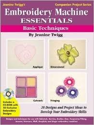 Embroidery Machine Essentials