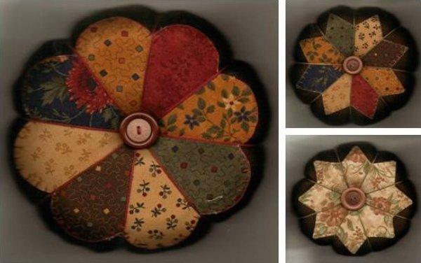 Blossom Pincushion Wool Kit