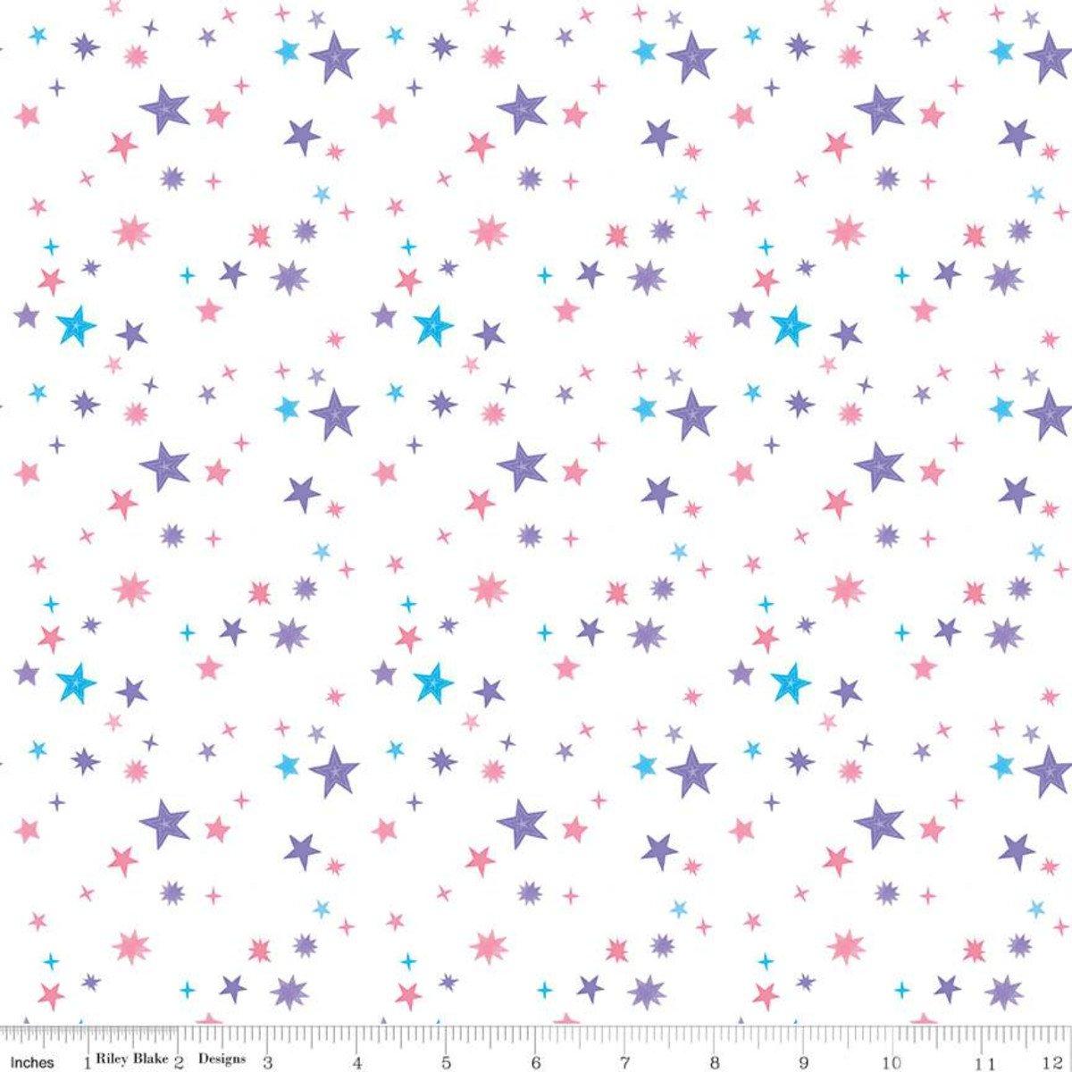 Uni the Unicorn Stars White