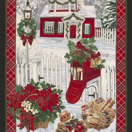 Holiday-CM4987 Snow Panel