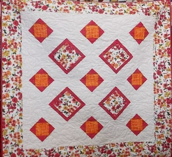 Diamond Parade Quilt