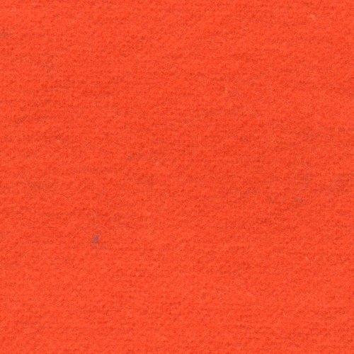 Super Softly Solids R42-0082 Orange Bold Flannel