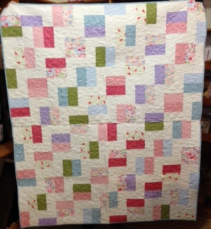 Texas Two Step Quilt Kit