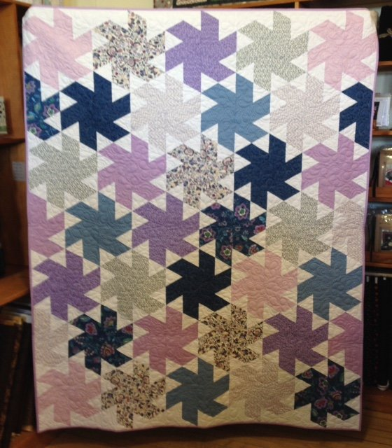 Tiny Dancer Quilt Kit