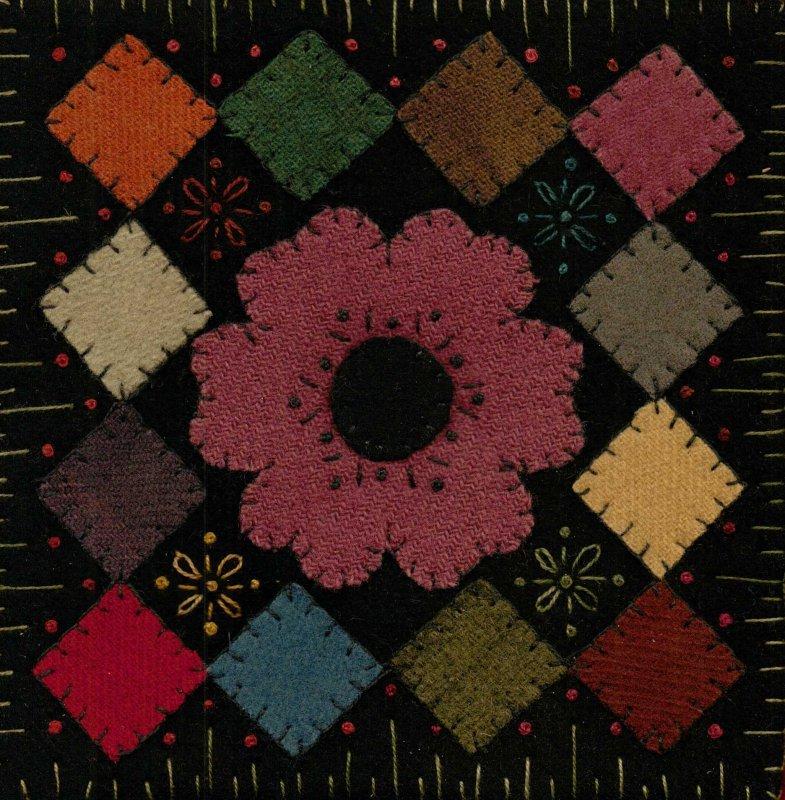 Wool Garden Wool Pattern