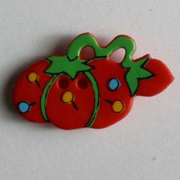 Dill Buttons 280793 Tomato pincushion