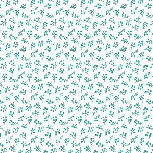Berry Dot Teal color #24