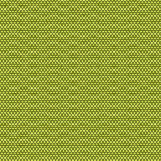 Bree - Tiny Dot Green  Color 40