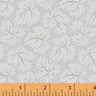 Mary Koval 50656-5 Grey Leaf