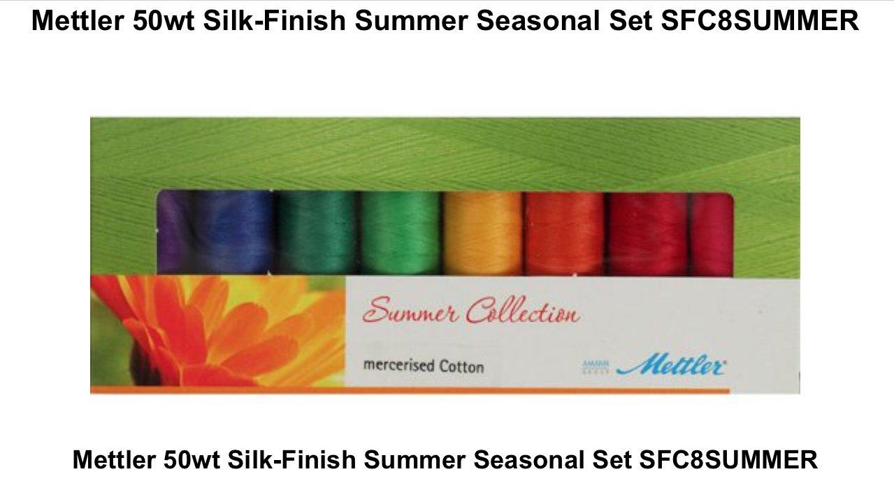 SFC8 Summer-kit cotton thread