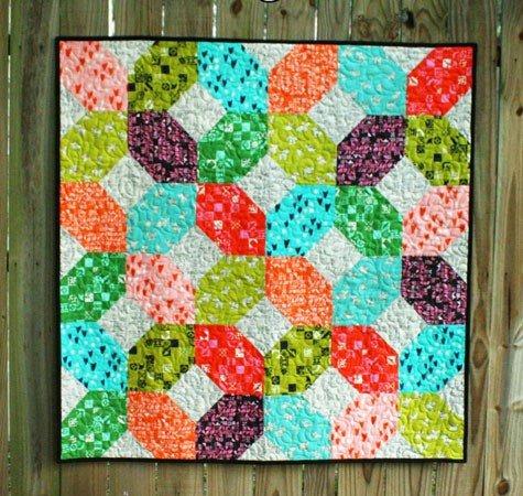 Asagail Quilt Pattern
