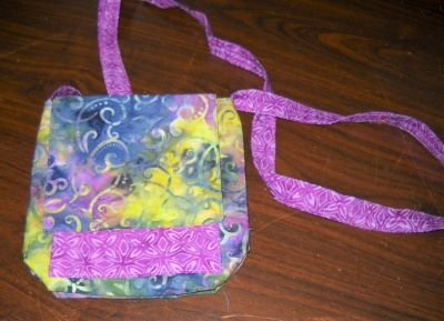 Batik Shoulder Bag