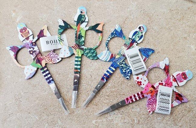 Novelty Scissors w/birds