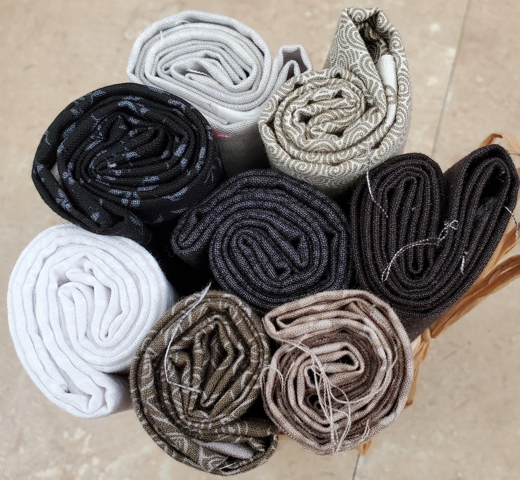 FQ Bundle Black and White