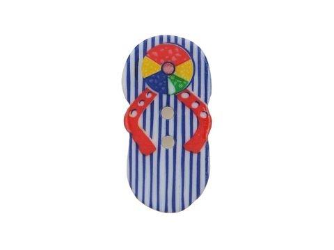 Dill Buttons 330624 Flip flops