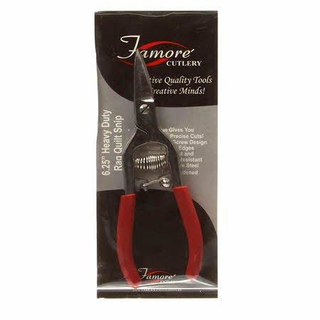 Scissors - Famore 6.25 Rag Quilt Snip