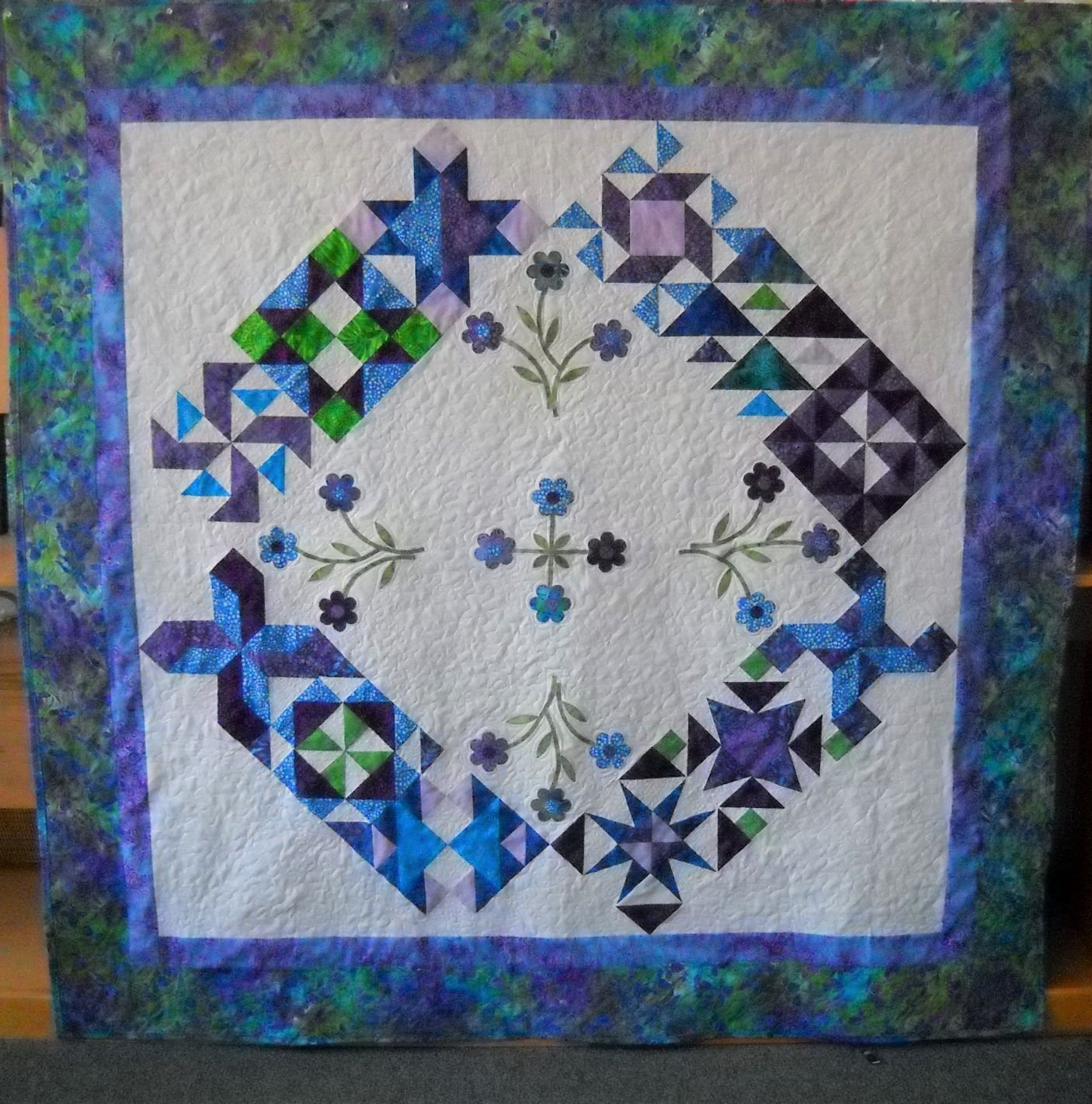 Sewing Sewcial 2019 Quilt