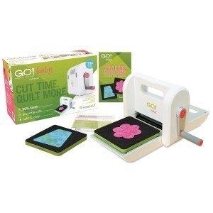 Go! Baby Fabric Cutter Starter Set #55600