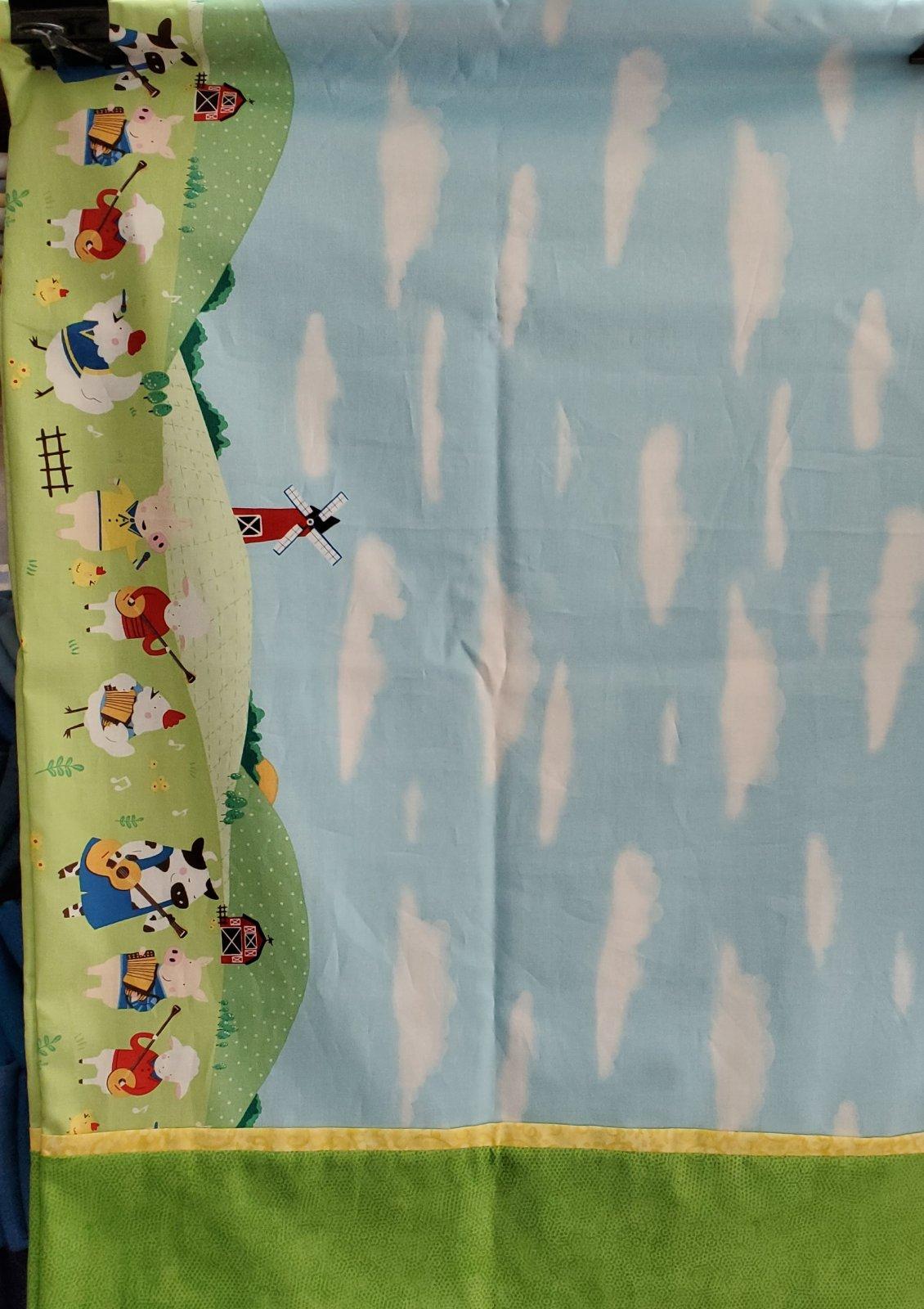 Happy Hoedown Pillowcase kit