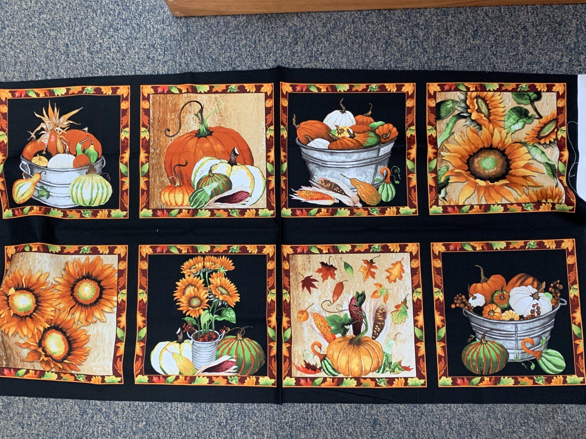 Fall Delight Panel