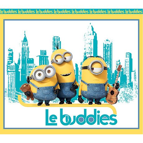 MM;LE Buddies 36inch panel