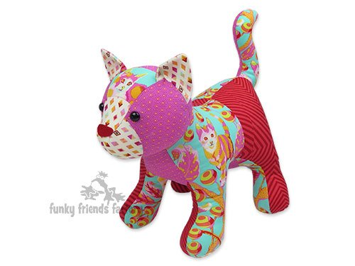 Patch the Pussycat Funky Friends