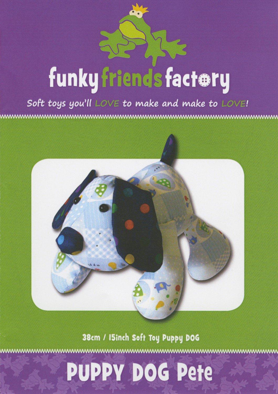 Puppy Dog Pete Funky Friends