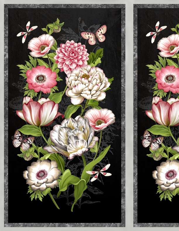 Tivoli Garden Panel