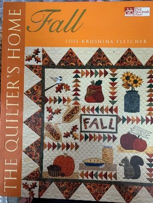 The Quilters Home: Fall