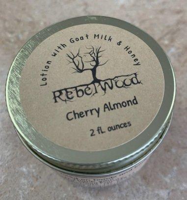 Rebelwood Hand Balm Cherry Almond