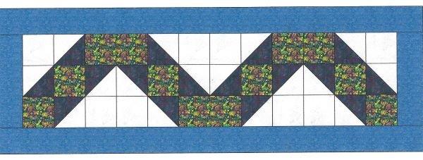 Sewcial Runner BLUE