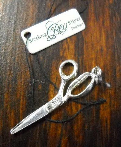 Charm-Working Scissor