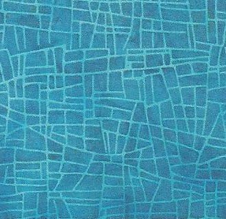 Mosaic Lines Turquoise SH93-550
