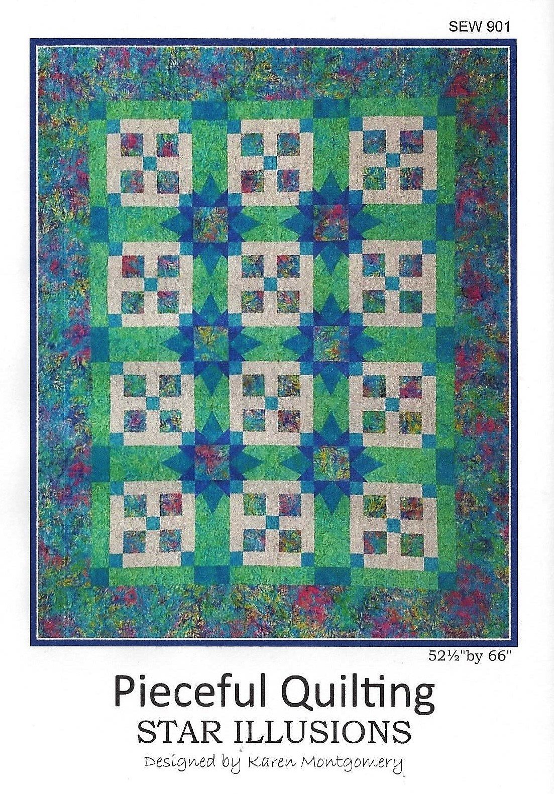 Star Illusions Sewposium Pattern